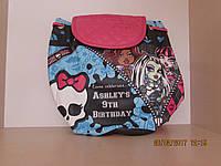 Рюкзак Monster High Boo-Lu Cerone pink, фото 1