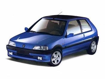 Автомобильные стекла для PEUGEOT 106