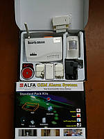 GSM сигнализация ALFA для дома гаража