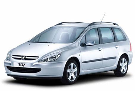 Автомобильные стекла для PEUGEOT 307