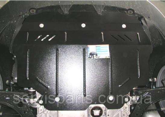 Защита двигателя Volkswagen Caddy 2004-2011 (Фольксваген Кадди)
