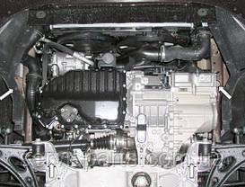 Защита двигателя Volkswagen Caddy 2004-2011 (Фольксваген Кадди), фото 2