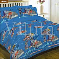 Детское постельное белье Ранфорс(хлопок)9989 ТМ Вилюта
