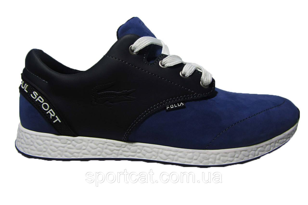 Туфли мужские спортивные Fola
