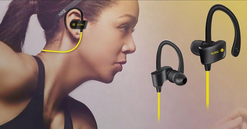 Беспроводная стерео гарнитура наушники S4 Wireless Bluetooth с микрофоном синие
