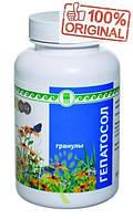 Напиток чайный гранулированный «Гепатосол»  гепатопротектор, биодобавка для защиты печени.