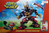 Конструктор 16114 Супер крылья: Джетт и его друзья (Super Wings)