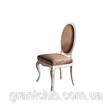 Італійський класичний стілець з овальною спинкою колекція GRAN GUARDIA фабрика Francesco Pasi