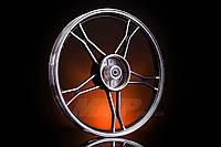 Диск колеса (литой) задний Дельта чёрный