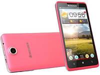 "Смартфон Lenovo  A656 5.0""  MTK6589 (pink)"