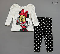 Костюм Minnie Mouse для девочки.  18 мес;  3 года, фото 1