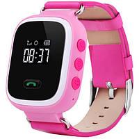 Детские умные часы Owly Smart Baby Watch Q90 pink