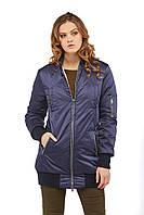 Куртка женская удлиненная КВ-15, фото 1