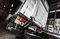 Гидроборт Zepro серии RZ-20 грузоподъемностью 2000 kg