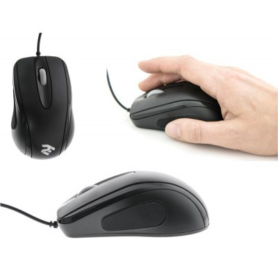 Компьютерная мышь 2E MF103 USB Black