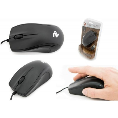 Компьютерная мышь 2E MF102 USB Black