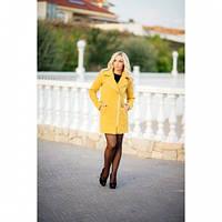 Пальто женское кашемировое стильное Габриэль 09