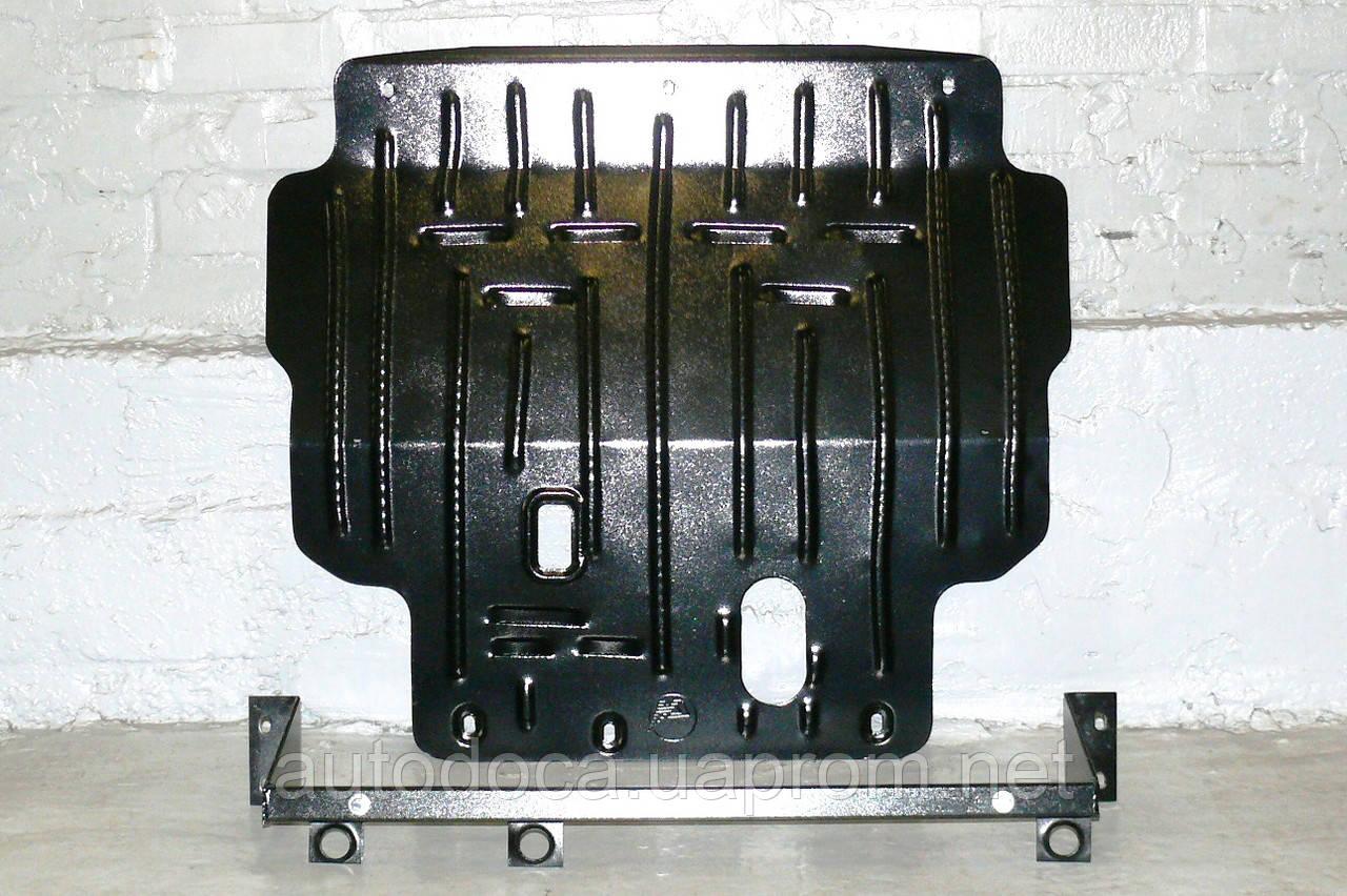 Защита картера двигателя и кпп Ford C-Max  2003-