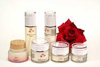 Подарочный набор натуральных косметических средств ROSE MOSKETA по уходу за кожей лица
