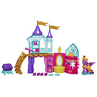My Little Pony Crystal Princess Palace Кристальный замок Принцессы, фото 1