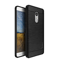 TPU Силикон iPaky Slim Series для Xiaomi Redmi Note 4 Black (черный)