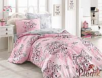 Подростковое постельное бельё Cotton Box FEELING PEMBE