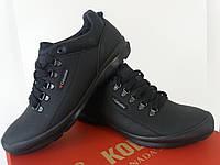 Кожаные туфли для мужчин Сalumbia