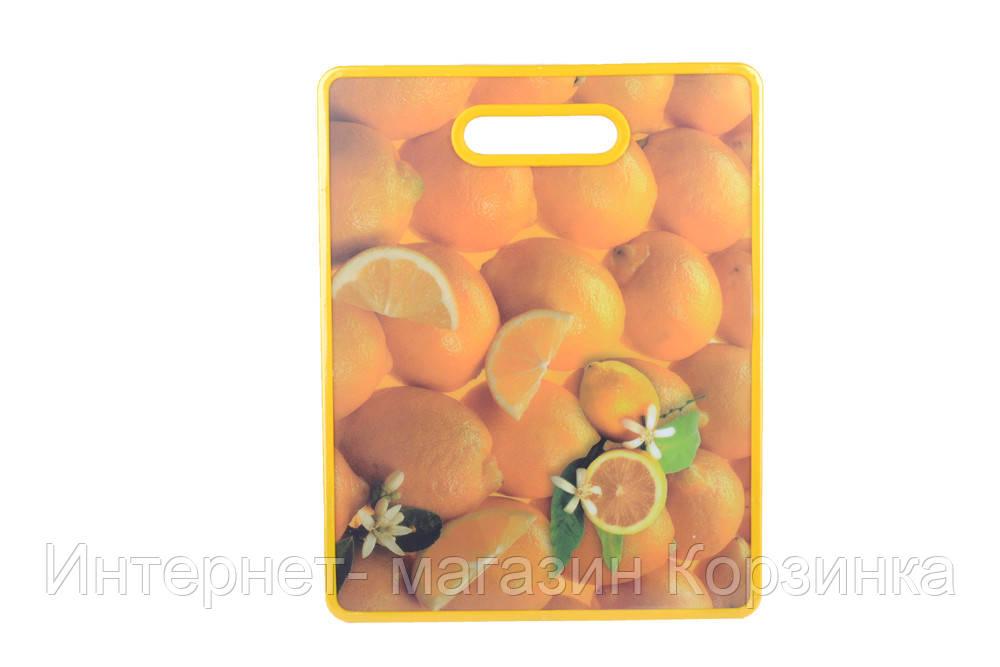 Доска разделочная для овощей и фруктов (30х38 см)