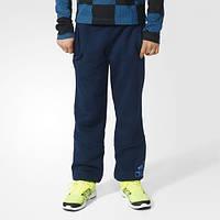 Детские брюки adidas BASIC LOGO(АРТИКУЛ:AX6418)