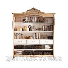 Итальянская библиотека коллекция GRAN GUARDIA фабрика Francesco Pasi