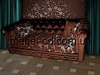 Перетяжка и замена обивки мягкой мебели. Одесса, фото 1