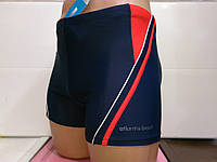 Плавки-шорты мужские Atlantis синий с красным, фото 1