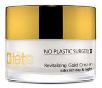 Tete Cosmeceutical Revitalizing Gold Cream - Омолаживайщий крем с коллоидным золотом