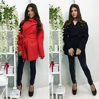 Пальто женское модное разные цвета 32 норма,стильная верхняя одежда