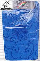 Набор ковриков для ванной комнаты 100*60 см  003