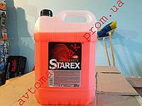Автомобильный антифриз Starex красный (10 кг)