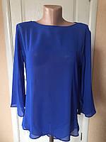 Блуза -  туника  женская  летняя  нарядная легкая  длинный рукав  XTSY