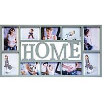 Фоторамка коллаж Home  на 10 фото