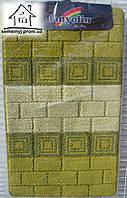 Набор ковриков для ванной комнаты 100*60 см  007