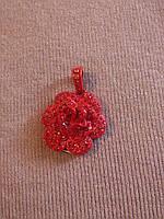 Ювелирная флешка роза 8 Гб , фото 1