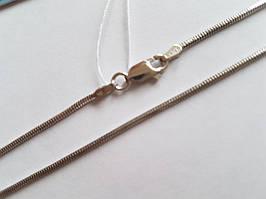Срібний ланцюжок (Снейк). Артикул 930Р 3