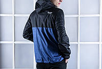 Куртка анорак Pobedov Honor Navy/Black