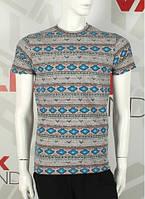 """Футболки. Летняя футболка для мужчин """"Лука"""". Молодежные футболки. Одежда."""