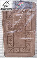 Набор ковриков для ванной комнаты 100*60 см  019