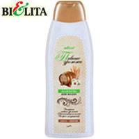 """Bielita - Шампунь для волос """"Пивные дрожжи"""" Блеск и энергия 500ml"""
