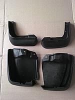 Модельные брызговики Honda Civic седан 2012 г.в. Хонда Цивик