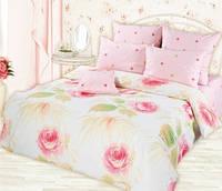 Комплект постельного белья двуспальный ТМ Романтика, Жаклин, лучшая цена!