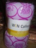 Плед микрофибра, двойной размер  Win Collection 180*200