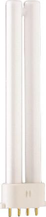Лампа енергозберігаюча Philips PL-L 55W/840/4P 2G11