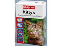 Витамины Беафар для котов Китис Микс 180 табл.
